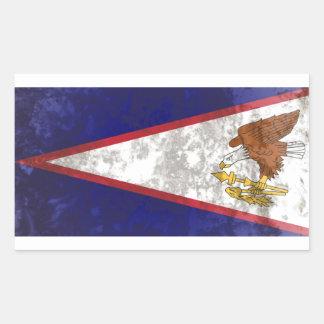 American Samoa Sticker