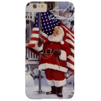 American Santa Barely There iPhone 6 Plus Case