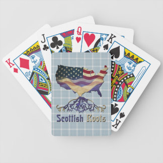American Scottish Ancestry Card Deck