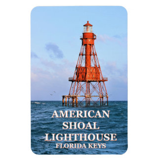 American Shoal Lighthouse, Florida Flexi Magnet