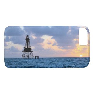 American Shoal Lighthouse, Florida  iPhone Case