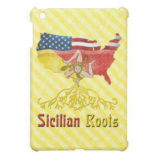 American Sicilian Roots iPad Cover