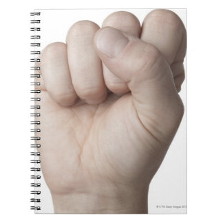 American Sign Language 10 Notebook