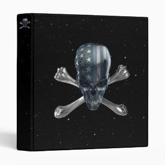 American Skull Binder