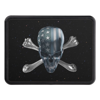 American Skull Hitch Cover