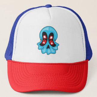American Skull Trucker Hat