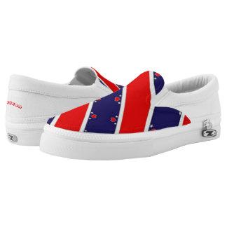 American Slip-On Sneakers