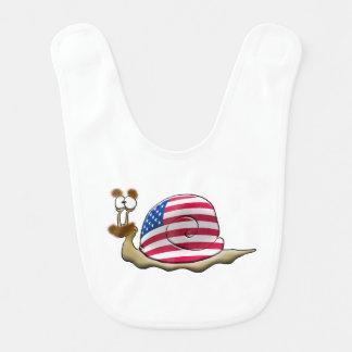 American snail bib