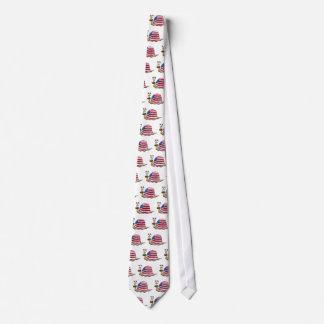 American snail tie