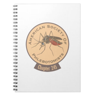 American Society Of Phlebotomists Notebooks