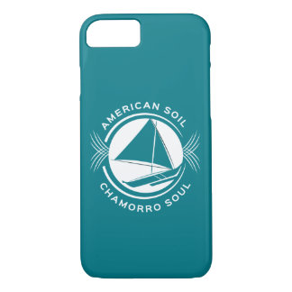 American Soil, Chamorro Soul iPhone Case