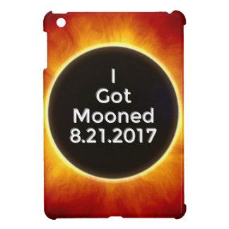 American Solar Eclipse Got Mooned August 21 2017.j iPad Mini Covers