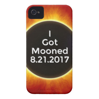 American Solar Eclipse Got Mooned August 21 2017.j iPhone 4 Cover