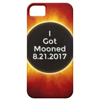 American Solar Eclipse Got Mooned August 21 2017.j iPhone 5 Case