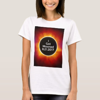 American Solar Eclipse Got Mooned August 21 2017.j T-Shirt