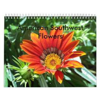 American Southwest Flowers Calendars