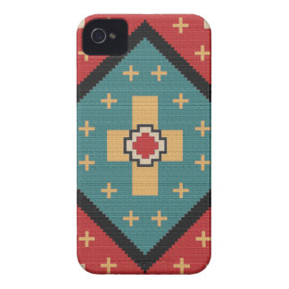 American Southwest Indian Pattern iPhone 4 Case