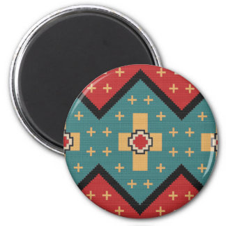 American Southwest Indian Pattern Magnet