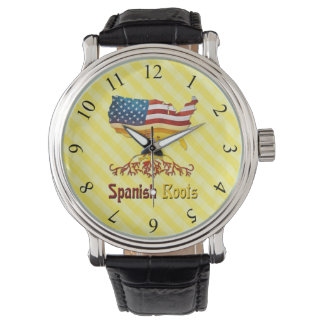 American Spanish Roots Watch