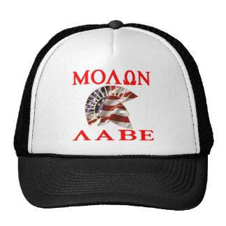 American Spartan Molon Labe Hat