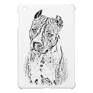 American Staffordshire Terrier Case For The iPad Mini