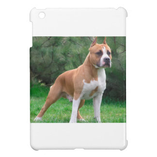 American Staffordshire Terrier Dog iPad Mini Cases