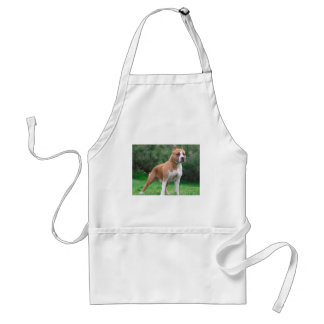 American Staffordshire Terrier Dog Standard Apron