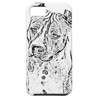 American Staffordshire Terrier iPhone 5 Cases