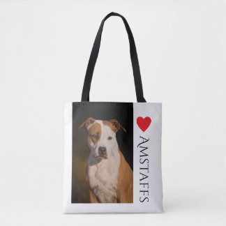 American Staffordshire Terrier Tote