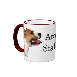 American Staffordshire Trivia Mug
