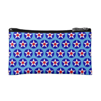 American Stars Cosmetics Bag