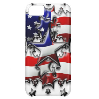 American Stars Cover For iPhone 5C