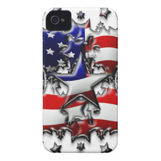 American Stars iPhone 4 Case-Mate Cases