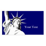 American Statue of Liberty Business Card Business Cards