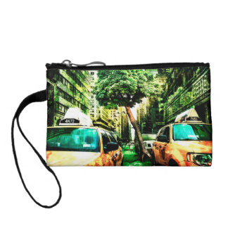 American Taxi Style Change Purse