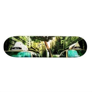 American Taxi Style Custom Skate Board