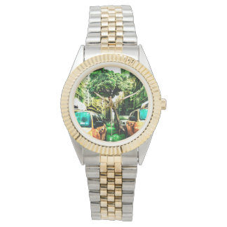 American Taxi Style Wrist Watches