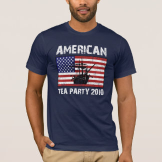 American Tea Party 2010 T-Shirt
