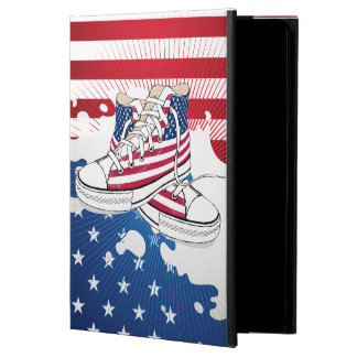 American Teens Patriotic Case iPad Air Case Cover For iPad Air