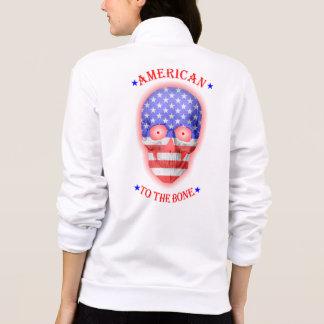 American to the bone fade