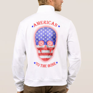 American to the bone fade jacket