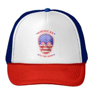 American to the Bone Fade Trucker Hat