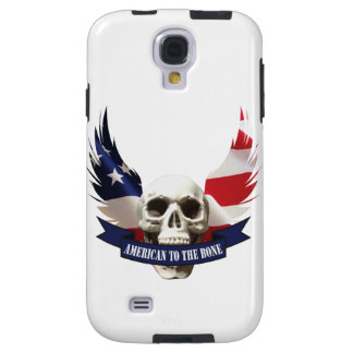 American to the Bone Skull