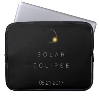 American Total Solar Eclipse 2017 Laptop Sleeve