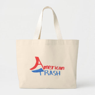 American Trash Canvas Bags