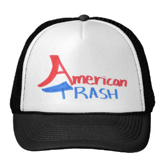 American Trash Trucker Hat
