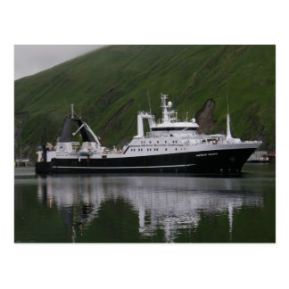 American Triumph, Factory Trawler Postcard