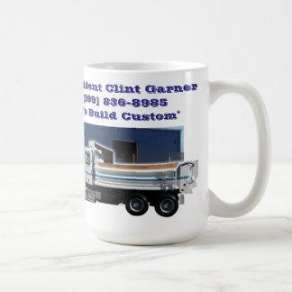 American Truck & Trailer Custom Mug By ZAZZ_IT