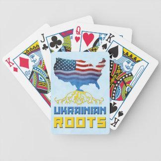 American Ukrainian Roots Card Deck