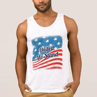American United We Stand Flag